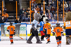 "Kansas City Mavericks vs. Cincinnati Cyclones, February 3, 2018, Silverstein Eye Centers Arena, Independence, Missouri.  Photo: © John Howe / Howe Creative Photography, all rights reserved 2018. • <a style=""font-size:0.8em;"" href=""http://www.flickr.com/photos/134016632@N02/40119441411/"" target=""_blank"">View on Flickr</a>"