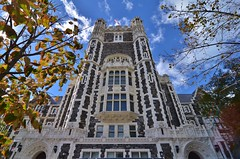 OHNY 2015: City College of New York, 10.18.15 (gigi_nyc) Tags: citycollegeofnewyork nyc ohnyweekend ohny ohnyweekend2015 newyorkcity georgebpost gothicarchitechture
