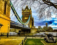 A night out in London (jeffshaw) Tags: nightshots towerbridge england bridges london