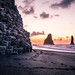 Sunrise+in+Reynisfjara+Beach+-+Iceland+-+Travel+photography