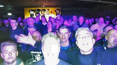 Audience at The Damned, London, 2018 (Paul-M-Wright) Tags: audience crowd thedamned punk rock gig concert 02 forum kentish town north london saturday 17 february 2018 dave vanian captain sensible