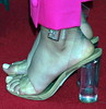 (pbass156) Tags: foot toes sandals feet footfetish sexy strappy
