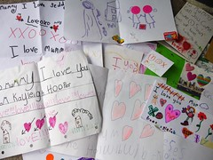Love Notes (Raewyn48) Tags: challenge