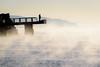 気嵐の朝 #5ーThe ice fog morning #5 (kurumaebi) Tags: yamaguchi 秋穂 nikon d750 nature 自然 landscape 海 sea morning 朝 景色 sunrise icefog 気嵐 蒸気霧