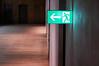 Emergency Exit (macplatti) Tags: xt2 xf1855mmf284rlmois green emergency emergenyexit exit ausgang notausgang grün rot kupfer red bregenz vorarlberg austria aut