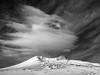 Mount Erciyes (nozsirkinti) Tags: erciyes mountain sky bw clouds dramatic winter snow peak altitude