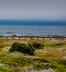 Mostly Off for a While - Stormy Ocean (randyherring) Tags: asilomarconferencegrounds ca california pacificgrove pacificocean beach historic nature outdoor park recreational