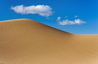 *North Algodones Dunes @ abstract*