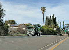 WM Garbage Truck 3-5-18 (Photo Nut 2011) Tags: california garbage trash wastedisposal waste sanitation truck garbagetruck trashtruck refuse junk sandiego wm wastemanagement ranchobernardo