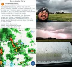 Thunderstorms Erupt Around California (3-3-2018) #86 (54StorminWillyGJ54) Tags: californiarain californiathunderstorms thunderstorm thunderstorms storms storm winter2018 march2018 weneedrain stormyweather stormchasing stormchaser tstorms stormchasers severeweather