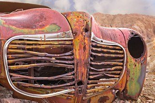 Car Grill in Desert 5615C