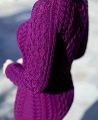 Monte Carlo 6 (zanplat23) Tags: sweater knitting knit handmade handknitted merino aran cable veronicafilina
