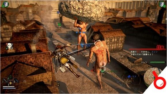 《進擊的巨人2》最新情報公開新模式新角色