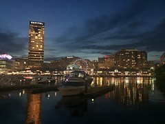 Darling Harbour at night (Simon_sees) Tags: accommodation holiday vacation travel fivestar luxurylife luxury hotel sydney darlingharbour sofitel