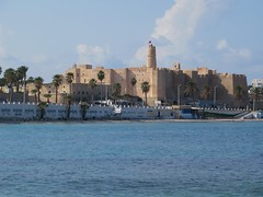 Islamic Fortress (D-Stanley) Tags: ribat monastir tunisia islamic fortress african byzantine