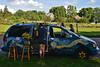 "2017 Lake Harriet Art Car Parade - ""Van Go 6"" (schwerdf) Tags: artcarparade artcars cars lyndalepark minneapolis minnesota"