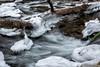 Water and Ice (John C. House) Tags: everydaymiracles nik nikon greatsmokymountains nationalpark water mountains tennessee smokies longexposure d810 johnchouse ice