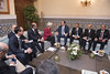 1/30/2018 IMF Conference - Opportunity for All: Promoting Growth, Jobs, and Inclusiveness in the Arab World, Marrakesh, Morocco. (International Monetary Fund) Tags: 2018 imf opportunityforall christinelagarde youssefchahed bilateral conference marrakesh morocco