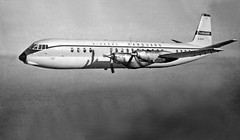 521; Vickers Vanguard. (Pabo5) Tags: vickers vanguard airliners turbineprops vickersvanguard prototype gadyw aircraft rrtyneengines rollsroyceturbines