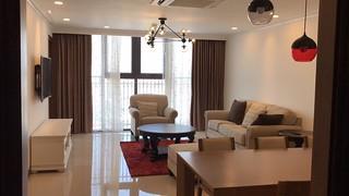 Chính chủ cho thuê căn hộ 57 Láng Hạ: dt 122m2, 2 ngủ đcb giá 12 triệu lh 0982100832