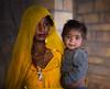 India (mokyphotography) Tags: india rajasthan jaisalmer canon child baby bambino woman donna eyes occhi viso face people portrait persone picture ritratto reportage village villaggio