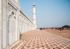 DSC_2281-2 (tttapas) Tags: taj mahal agra india seven wonders