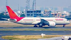 Air India Boeing B787-8 Dreamliner VT-ANS New Delhi (DEL/VIDP) (Aiel) Tags: airindia boeing b787 b7878 dreamliner vtans newdelhi delhi canon60d tamron70300vc