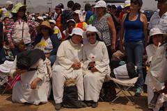 Religiosas (Fotógrafos del Papa) Tags: misa francisco lima las palmas papafrancisco unidosporlaesperanza religiosas unión esperanza religiosos el papa en perú