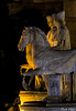 I Dioscuri (Pablos55) Tags: dioscuri statue luci lights notte night