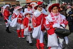 Eschweiler, Carnival 2018, 077 (Andy von der Wurm) Tags: karneval kostüm costume carnival mardigrass eschweiler 2018 kostüme kostueme nrw nordrheinwestfalen northrhinewestfalia germany deutschland allemagne alemania europa europe female male girl teenager smiling smile lachen lächeln lustforlife groove portrait lebensfreude verkleidung verkleidet dressed bunt colorful colourful karnevalsumzug karnevalszug carnivalparade andyvonderwurm andreasfucke hobbyphotograph funkenmarie funkenmariechen