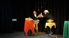 «Волшебники» в «Самокате» за «Золотым Арлекином»