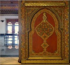 the Palace (mhobl) Tags: door pattern maroc morocco hotel agadir atlanticpalace