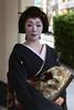 Satsuki of Akasaka (Rekishi no Tabi) Tags: geisha tokyo akasaka japan leica