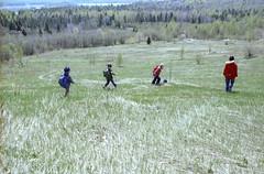 19816417Q4 (robincorrigan) Tags: 1981 cathiecorrigan field gilhooly may robincorrigan seancorrigan shannoncorrigan spring