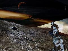 #Pay Close Attention (graceindirain) Tags: fantasy digitalart sciencefiction androids anotherworld fantasydays graceindirain
