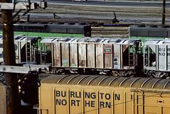 CB&Q Class HC-1C 182028 (Chuck Zeiler) Tags: cbq class hc1c 182028 burlington railroad covered hopper freight car cicero train chuckzeiler chz
