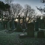 Newington Cemetery Sunrise