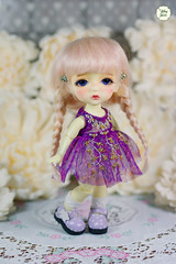 ''Twinkling Stars'' Dress (Ylang Garden) Tags: latiyellow pukifee embroidered dress