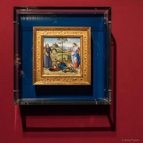Raffael: Traum des Scipio Africanus d. Ä. / Dream of Scipio, 1504