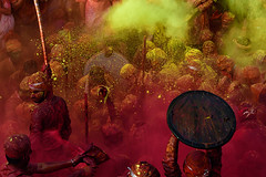 Color Dust.. (sssnanal) Tags: ©shriphotography holi color colorsofindia culture festival india indiapictures indiatravelgram travel travelphotography travelinidia travelgram ngc