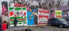2018.01.15 Martin Luther King, Jr. Holiday Parade, Anacostia, Washington, DC USA 2377