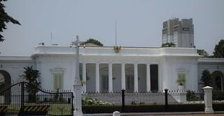 INDONESIEN, Jakarta , Freiheitspalast-Präsidentenpalast, 17043/9496
