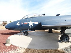 "McDonnell F2H-2 Banshee 38 • <a style=""font-size:0.8em;"" href=""http://www.flickr.com/photos/81723459@N04/25911512708/"" target=""_blank"">View on Flickr</a>"