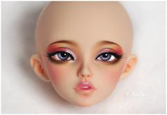 MNF Ria for _life.is.fragile_ (Eludys) Tags: bjd doll balljointed faceup dollfaceup aesthetics commission abjd custom fairyland dollfairyland fairyline minifee feeple feeple60 fp60 mnf ria minifeeria fairylineria