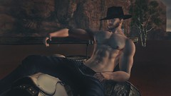 A Stockman's Outback (CalebBryant) Tags: sl secondlife australia eroticlife stockman outback cattleman aussie