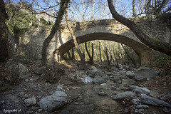 Kourdistas (kzappaster) Tags: stonebridge bridge sony sonya7 a7 vivitar vivitar19mmf38 19mm 19mmf38 mirrorless compactsystemcamera greece pelion thessaly magnesia