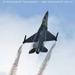 6494 Belgian Air Force F16 (photozone72) Tags: eastbourne airshows aircraft airshow aviation f16 belgianairforce belgian canon canon7dmk2 canon100400mm 7dmk2 jet