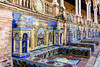 SEGOVIA (bacasr) Tags: tiles plazadeespaña sevilla andalucía españa arquitectura architecture ceramica ceramics handmade hechoamano