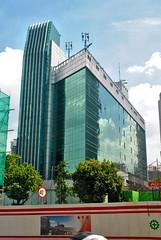 Menara Gracia (Ya, saya inBaliTimur (leaving)) Tags: jakarta building gedung architecture arsitektur office kantor