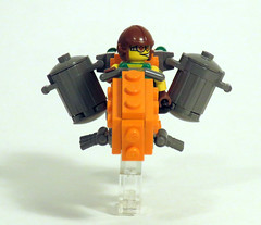Recyclenator5 (Shmails) Tags: lego speeder bike contest district 18